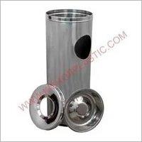 Stainless Steel Ashtray Bin