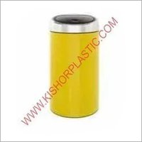 Stainless Steel Colored Dustbins