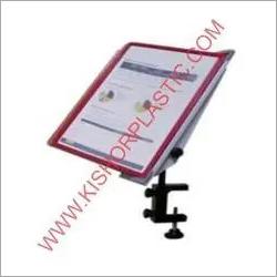 Adjustable Sop Display Table Holder