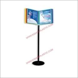 Sop Display Floor Stand Holder