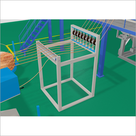 Vertical Casting Machine