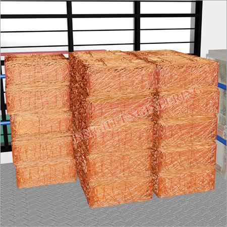 Vertical Casting Plant For Copper & Copper Alloys