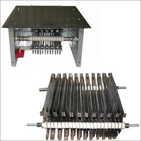 Punch Grid Resistors