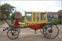 Design Royal Covered Carriage