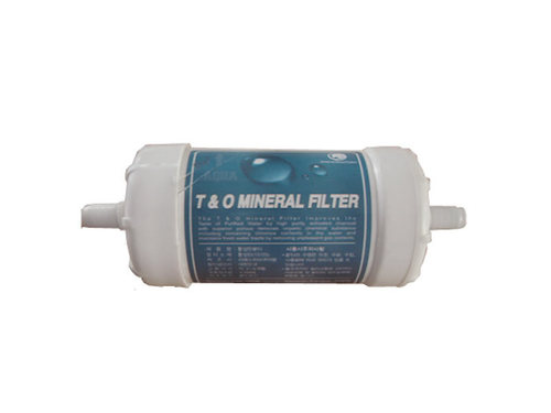 T&O Mineral Filter