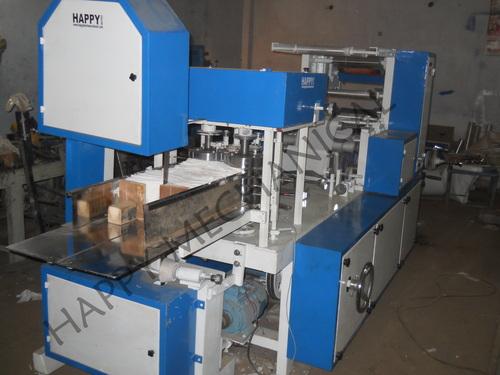 Fixed Size Paper Napkin Machine