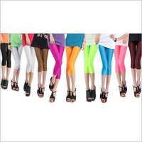 Shiny Short Leggings