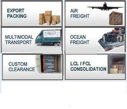 International Freight Forwarding Solutions