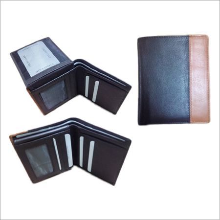 Genuine Brown Leather Wallet