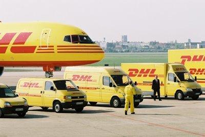 International DHL Courier Service