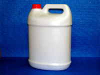 One Litre Oval Can