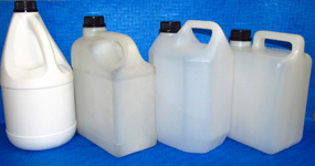 Jerry Cans Hdpe
