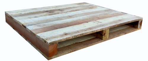 HEAVY WOODEN PALLET