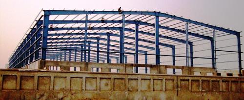 Pre Engineered Industrial Buildings