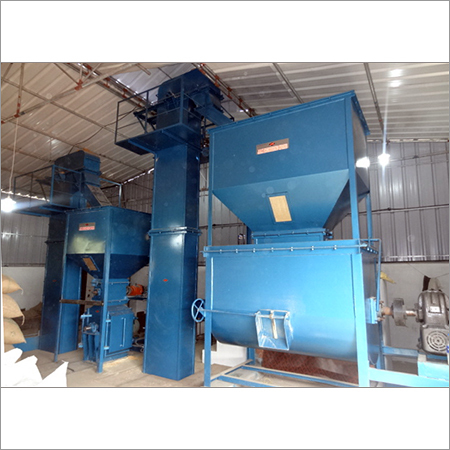 Automatic Poultry Feed Plant Domestic
