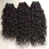 Premiumum Deep curly Human hair