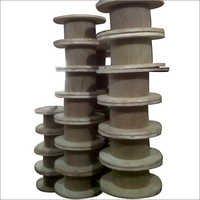 Wire Rolling Wooden Reels