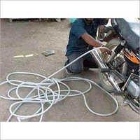 Industrial PVC Braided Hose