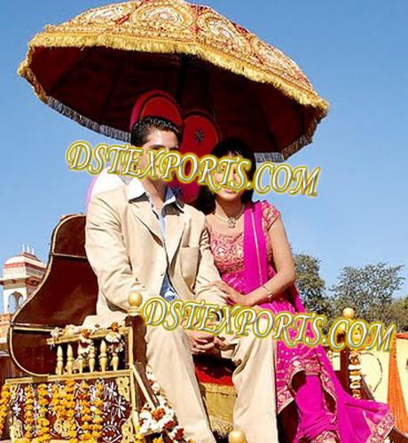 Indian Wedding Designer Umbrellas