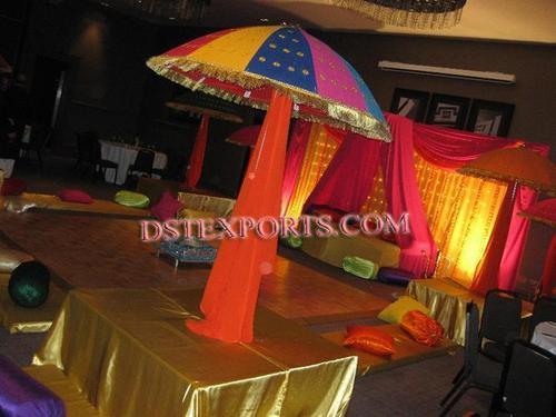 Wedding Multicolour Umbrellas