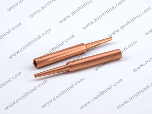 Copper Turning Components