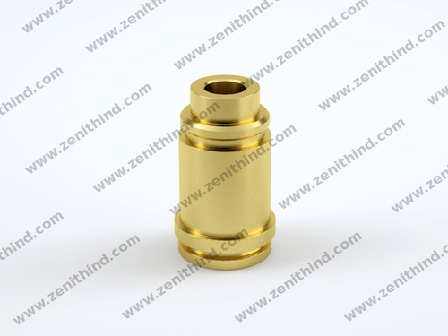 Brass Quick Coupling Parts