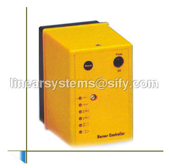 Industrial Burner Controllers 700 Series