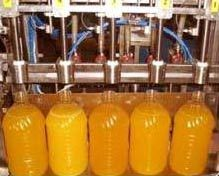 Juice, Wine Filling Machine