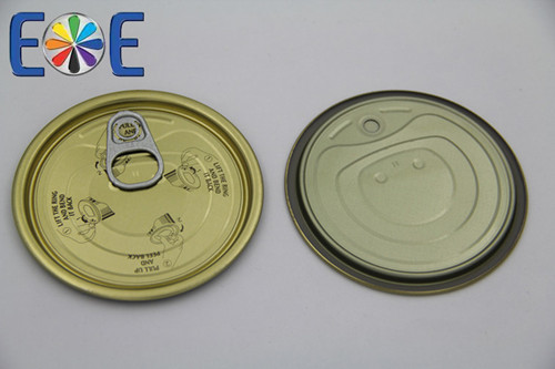 Tuna Fish Can End Easy Open Can End Direct
