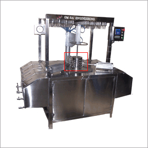 Space Dyeing Machine