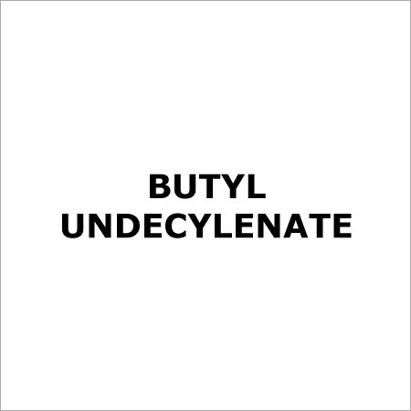 Butyl Undecylenate - Supplier