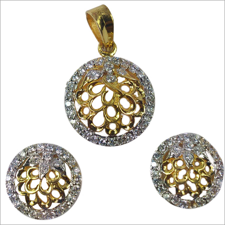 Imitation Gold Lockets