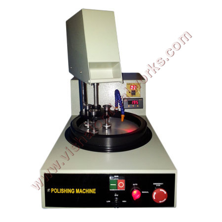 Semi Automatic Polishing Machine