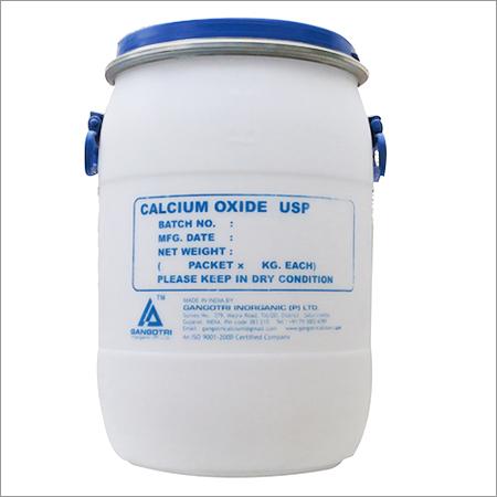 Calcium Oxide USP