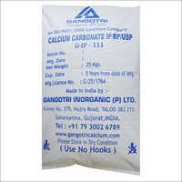 Calcium Carbonate PPT / IP/ BP/ USP