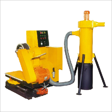 Tyre Buffer With Cyclone Filer