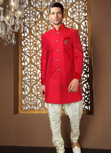 Latest Sherwani Designer For Men