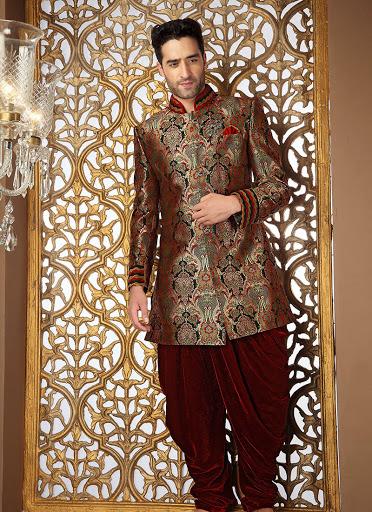 Fancy Colour Sherwani