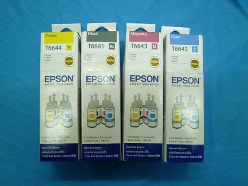 EPSON CISS Printers - L100 / L200 / L110 / L210 / L300 CISS INK