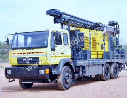 DTH Rotary Drilling Rig