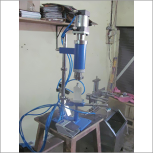 Pneumatic Perfume Crimping Machine