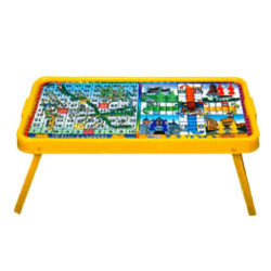 Plastic Ludo Table