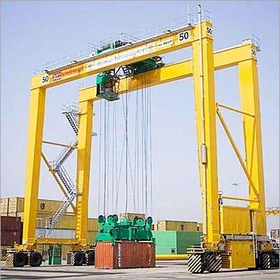 Double Gantry Cranes