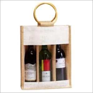 Jute Bottle Bags