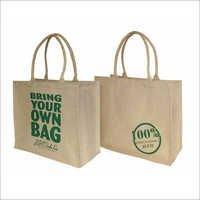 Printed Juco Bag