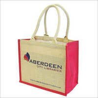 Promotional Printed Jute Bag