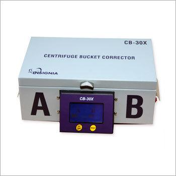 Centrifuge Bucket Corrector