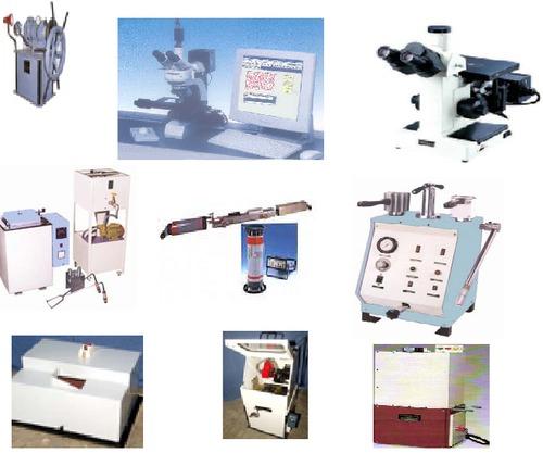 Metallurgical Instruments