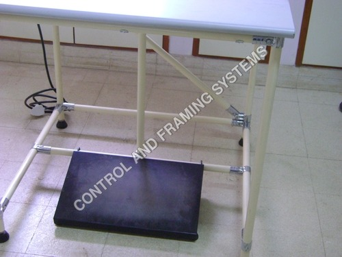 Pipe Joint Work Table