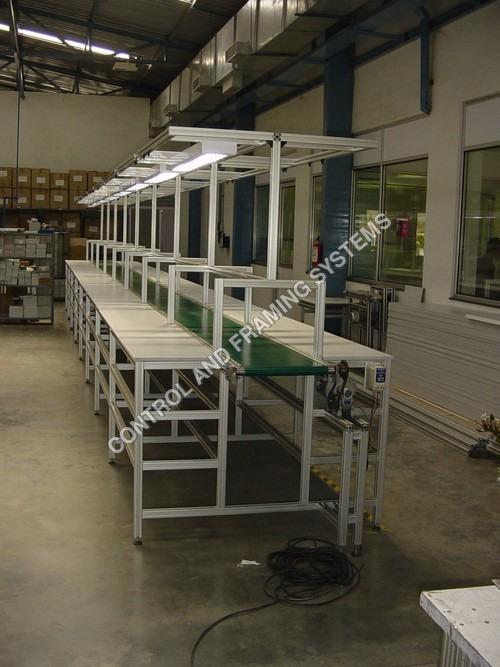 Work Table Conveyors
